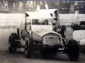 Dad in his first stock car #221, '73